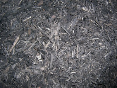 Premium Black Mulch