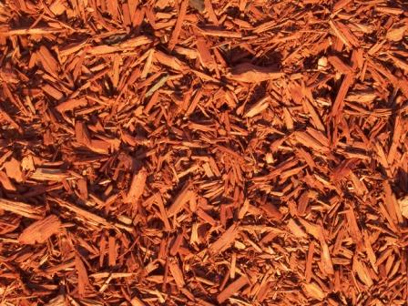 Barn Red Mulch